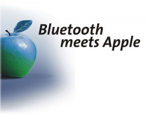 Bluetooth meets Apple