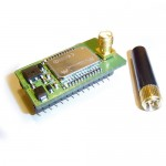 Bluetooth RS232 industrial Adapter, Class1
