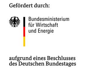 Gefördert durch das Bundesministerium für Wirtschaft und Energy